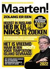 Maarten! Scheurkalender 2022 | (red.) | 9789085717348