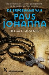 De erfgename van Paus Johanna | Helga Glaesener | 9789401614276