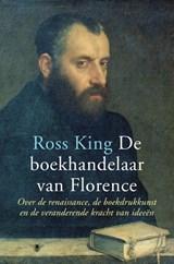 De boekhandelaar van Florence | Ross King | 9789403124414