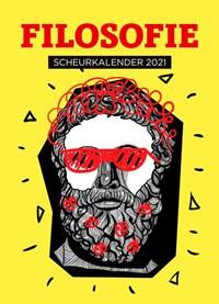 Filosofie Scheurkalender 2021 | Red |