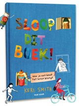 Sloop dit boek! | Keri Smith | 9789000374953