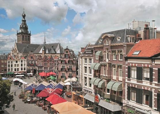 Grote Markt Nijmegen puzzel 1000st