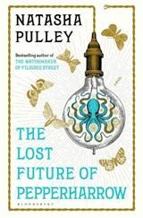 Lost future of pepperharrow | Natasha Pulley | 9781408885185