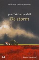 De storm | Jens Christian Grøndahl | 9789029093484