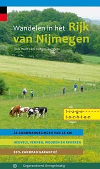 Wandelen in het Rijk van Nijmegen | Rob Wolfs ; Rutger Burgers |