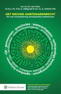 Het nieuwe ambtenarenrecht | A.J.M. van Meer |
