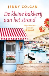 De kleine bakkerij aan het strand