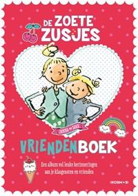 De zoete zusjes vriendenboekje | Hanneke de Zoete |
