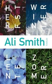 Pakket Herfst, Winter, Lente, Zomer | Ali Smith |
