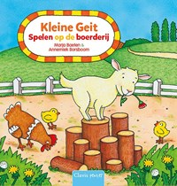Spelen op de boerderij   Marja Baeten  