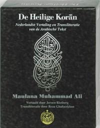 De Heilige Koran (luxe pocket uitgave in gift box met Nederlandse tekst en translitteratie)   Muhammad Ali  