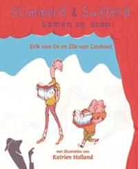 Slimmerd en Sufferd samen op stap   Erik Van Os ; Elle van Lieshout  