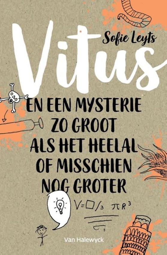 Vitus en een mysterie zo groot als het heelal of misschien nog groter