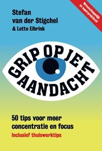 Grip op je aandacht | Stefan van der Stigchel |