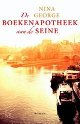 De boekenapotheek aan de Seine   Nina George   9789021810034