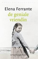 De geniale vriendin   Elena Ferrante   9789028425088