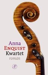 Kwartet   Anna Enquist   9789029589444