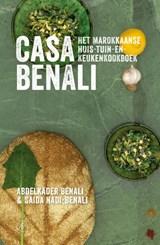 Casa Benali   Abdelkader Benali ; Saïda Nadi-Benali   9789029589772