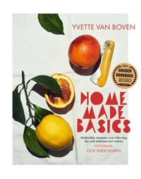 Home Made Basics   Yvette van Boven  