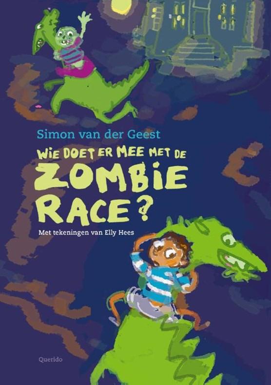 Wie doet er mee met de zombie-race?