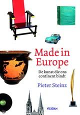 Made in Europe   Pieter Steinz   9789046815540