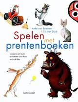 Spelen met prentenboeken | Anke van Boxmeer ; Els van Dijck | 9789047708728