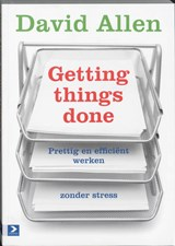 Getting things done   David Allen   9789052616261