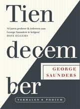 Tien december | George Saunders | 9789057596810