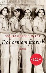 De hormoonfabriek   Saskia Goldschmidt   9789059364882