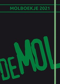 Wie is de Mol? - Molboekje 2021   auteur onbekend  