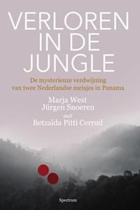 Verloren in de jungle   Marja West  