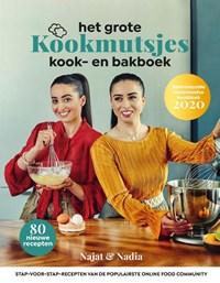 Het grote Kookmutsjes kook- en bakboek   Najat Yachou ; Nadia Yachou  
