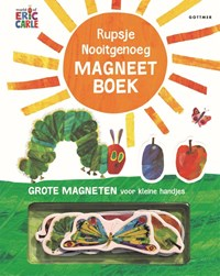 Rupsje Nooitgenoeg magneetboek | Eric Carle |