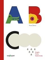 ABC Engels Frans Nederlands | Xavier Deneux | 9789002261473