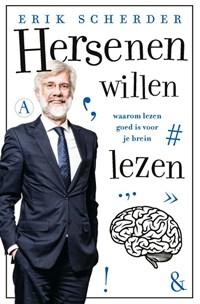 Hersenen willen lezen | Erik Scherder |