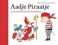 Aadje Piraatje en de stoomboot van Sinterklaas | Marjet Huiberts |