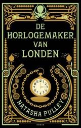 De horlogemaker van Londen | Natasha Pulley | 9789026139857