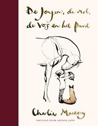 De jongen, de mol, de vos en het paard -  Speciale editie | Charlie Mackesy |