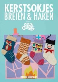 Kerstsokjes breien & haken met Club Geluk | Marieke Voorsluijs |