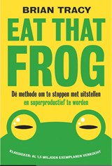 Eat that frog   Brian Tracy   9789492493071
