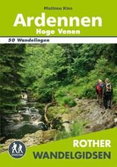 Rother wandelgids Ardennen Hoge Venen