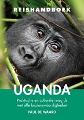 Reishandboek Uganda