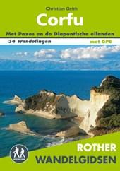 Rother wandelgids Corfu