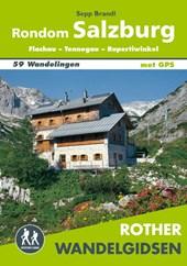 Rother wandelgids Rondom Salzburg