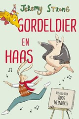 Gordeldier en Haas | Jeremy Strong | 9789463850063