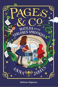 Pages & Co: Matilda en de verloren sprookjes | Anna James |