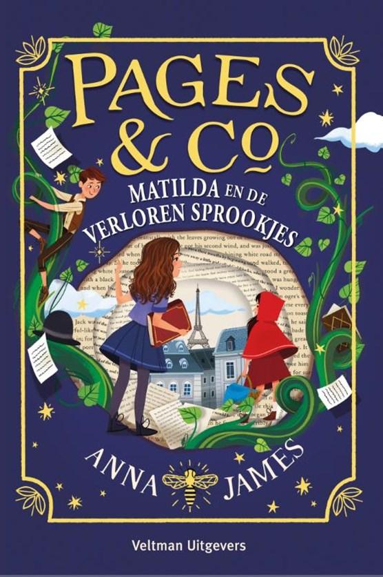 Pages & Co: Matilda en de verloren sprookjes