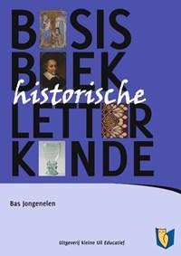 Basisboek Historische letterkunde | Bas Jongenelen |