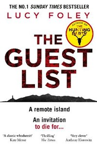 The guest list   Lucy Foley  