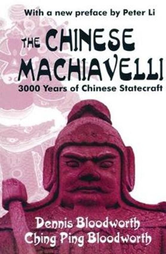 The Chinese Machiavelli